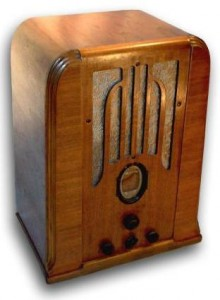 A Guess At What Their Radio Looked Like