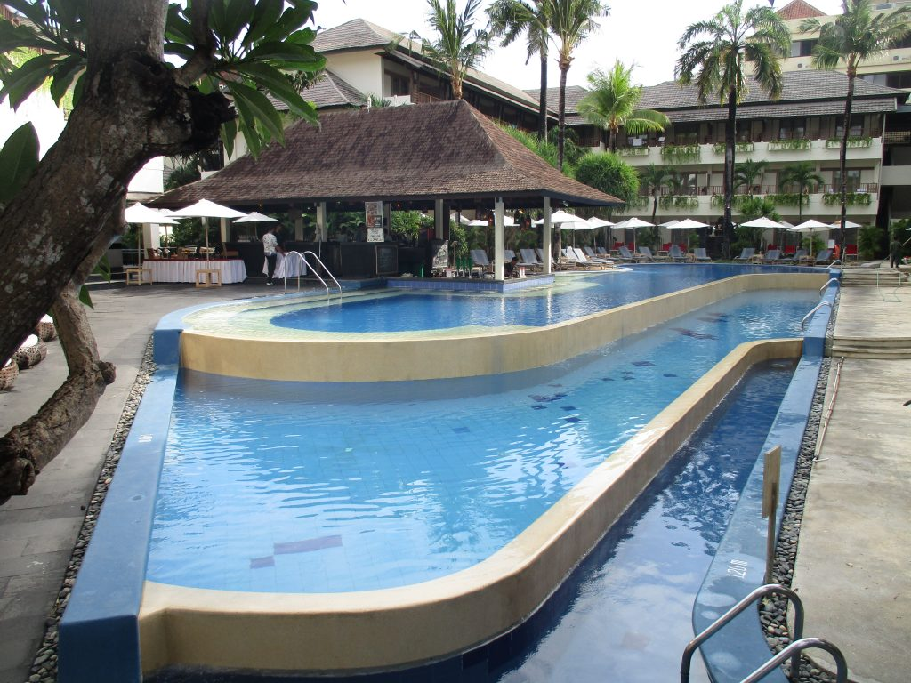 Pool at Seminyak