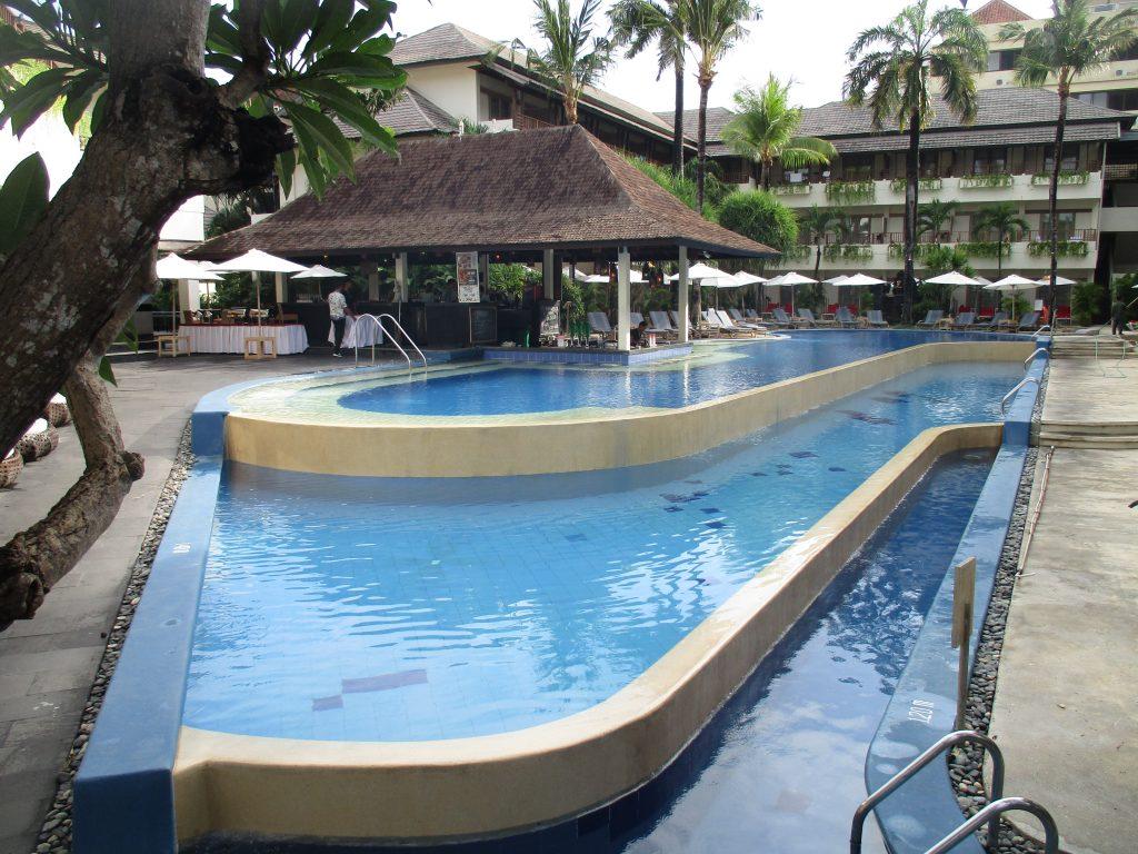 Pool at Seminyak